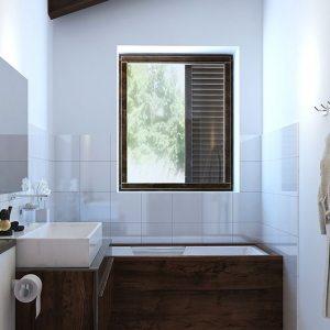 Modern Bathroom Renovation