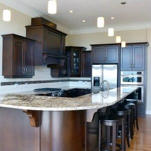 residential solid surface countertops